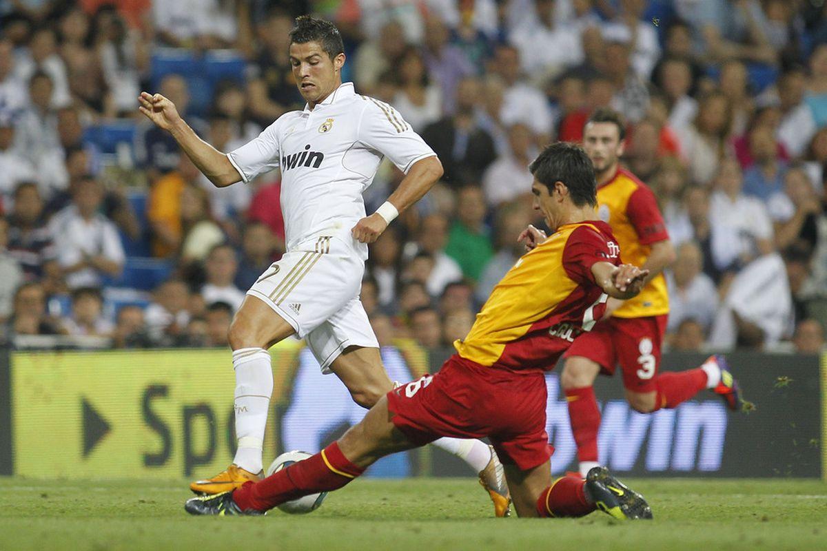 Real Madrid Galatasaray