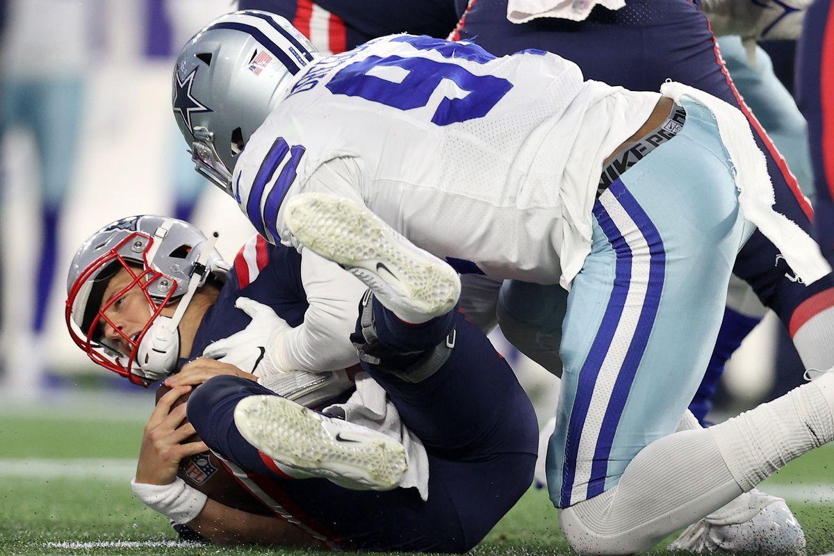 Dallas Cowboys v New England Patriots