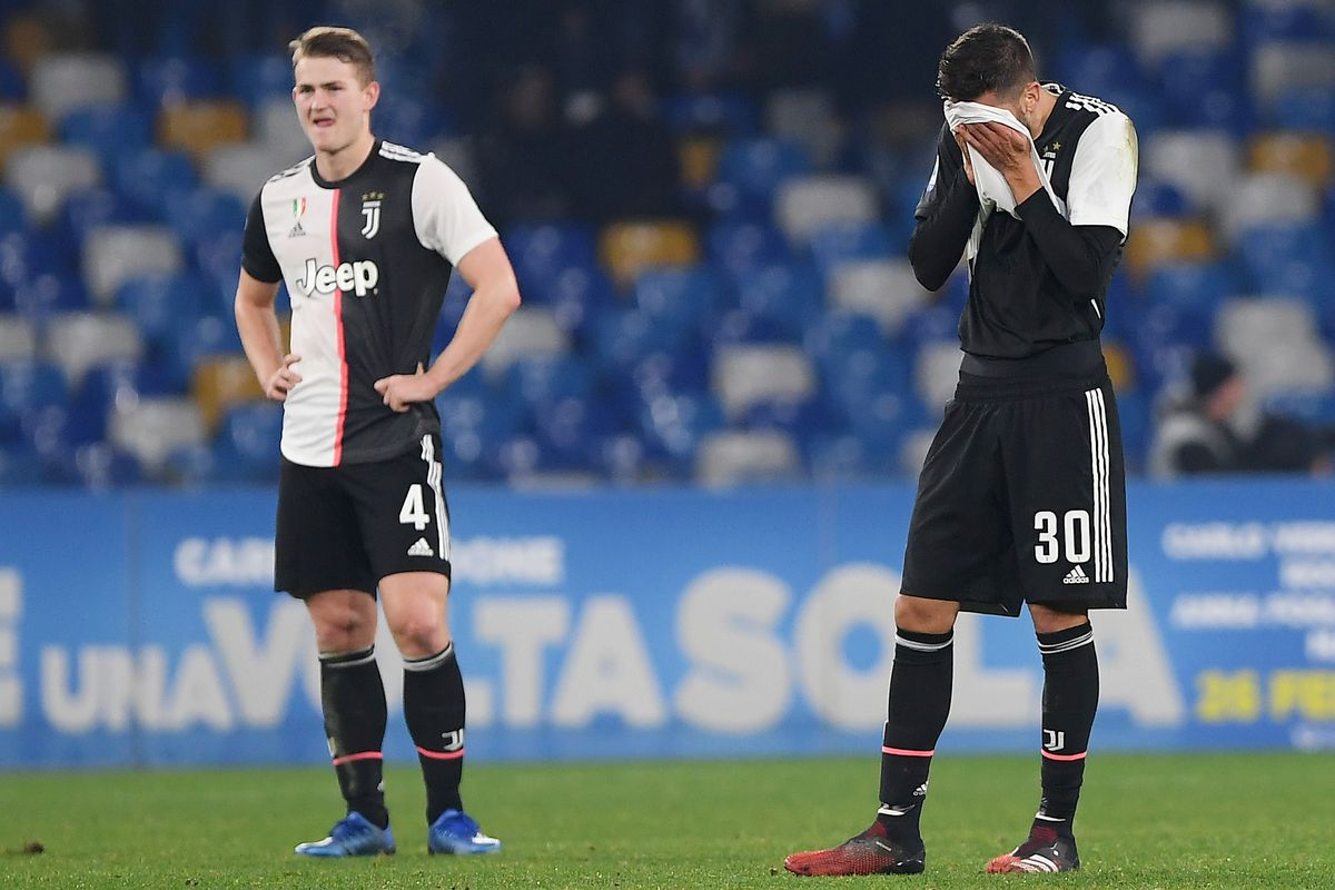 Image result for juventus loss
