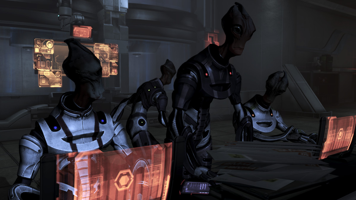 The lore of Mass Effect: A complete guide - Polygon