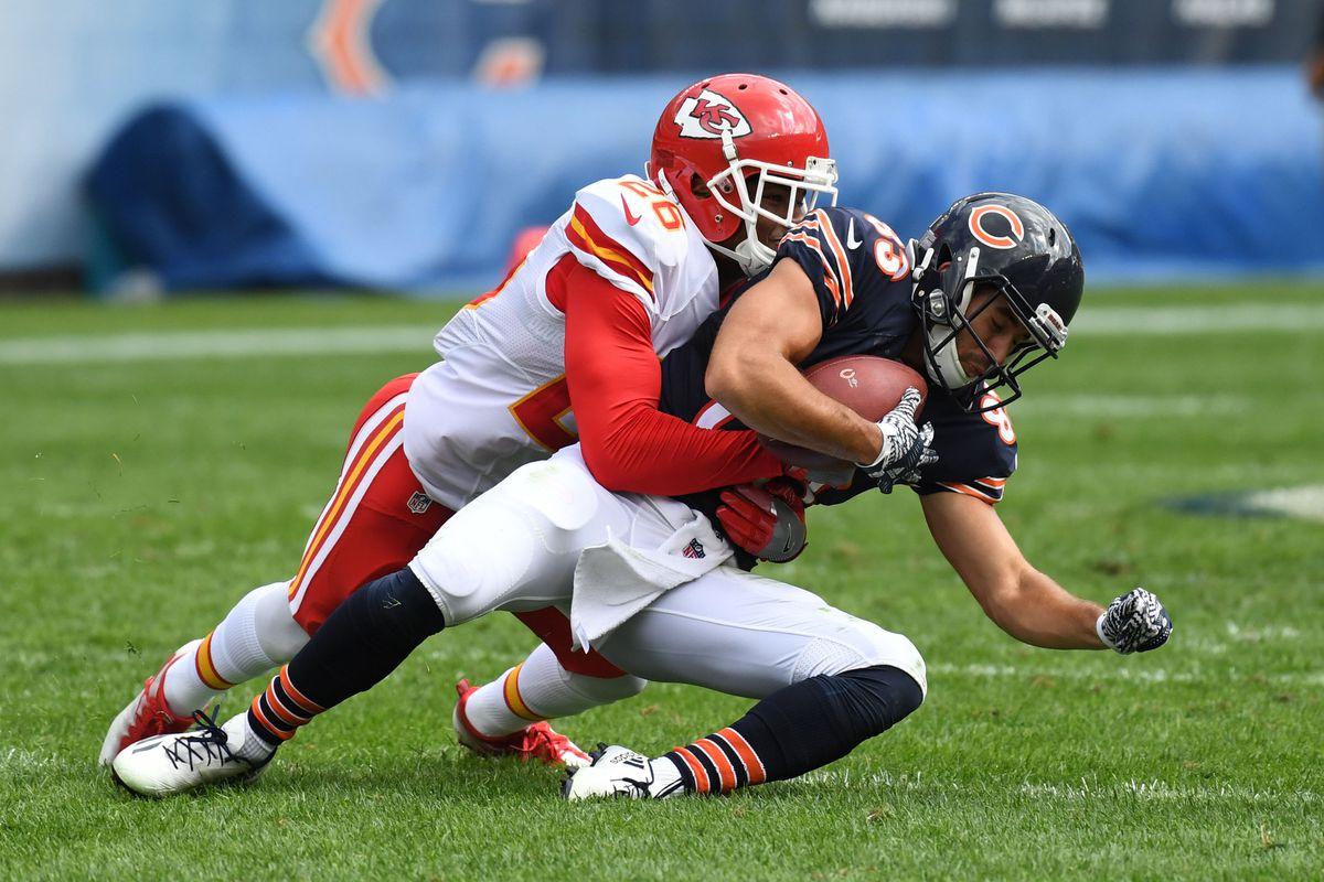 NFL: Preseason-Kansas City Chiefs at Chicago Bears