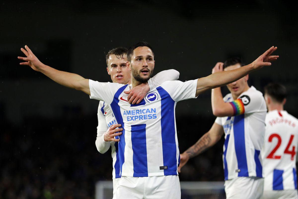 Florin Andone - Brighton & Hove Albion - Premier League