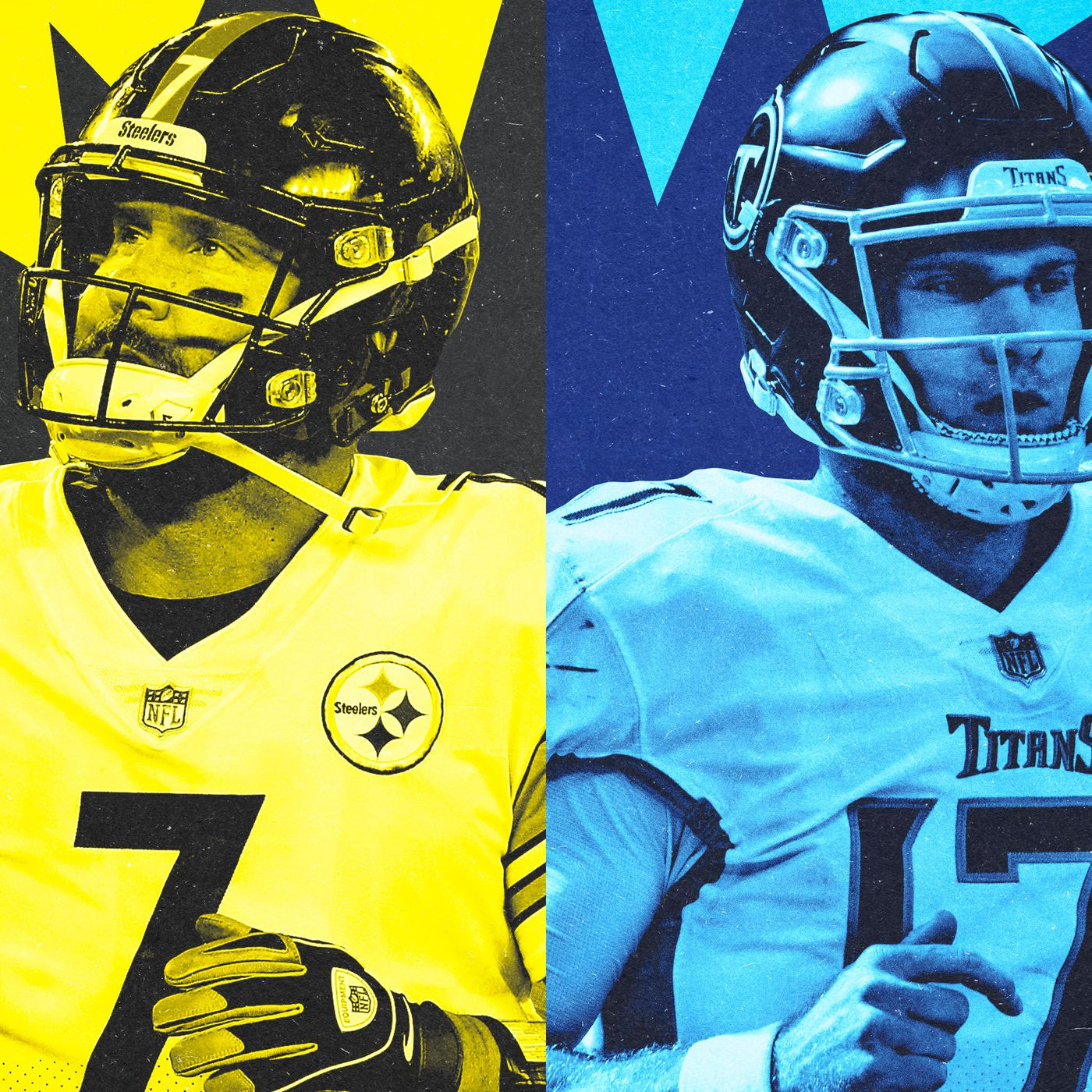 Nfl Week 7 The Steelers And Titans Get Their Undefeated Matchup The Ringer