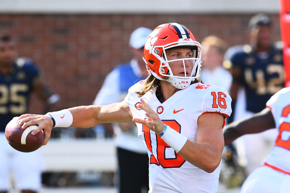 best website 213c2 05838 Why Trevor Lawrence is such a great fit for Clemson's ...