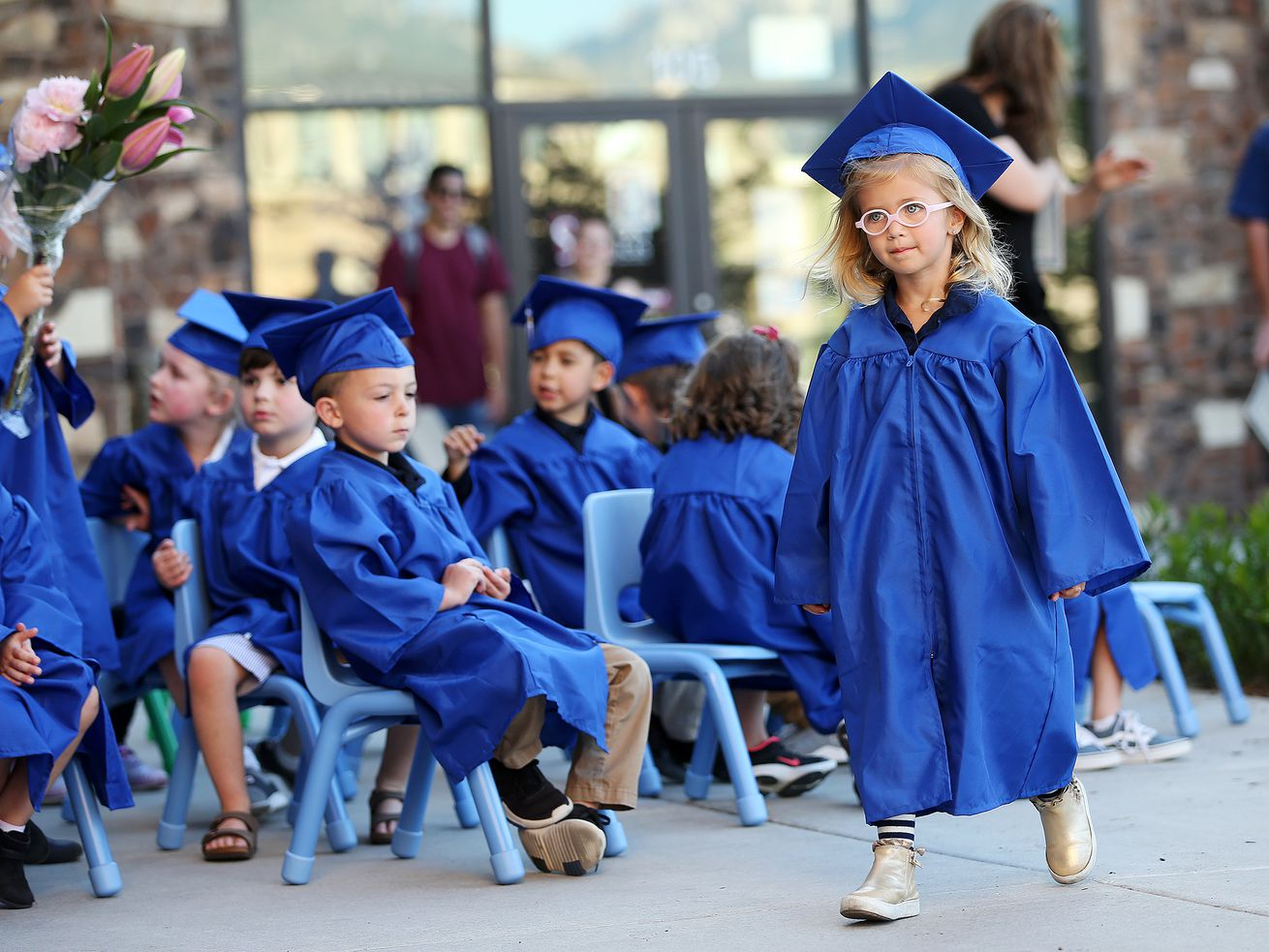 Starting them young: Pre-K grads celebrate success