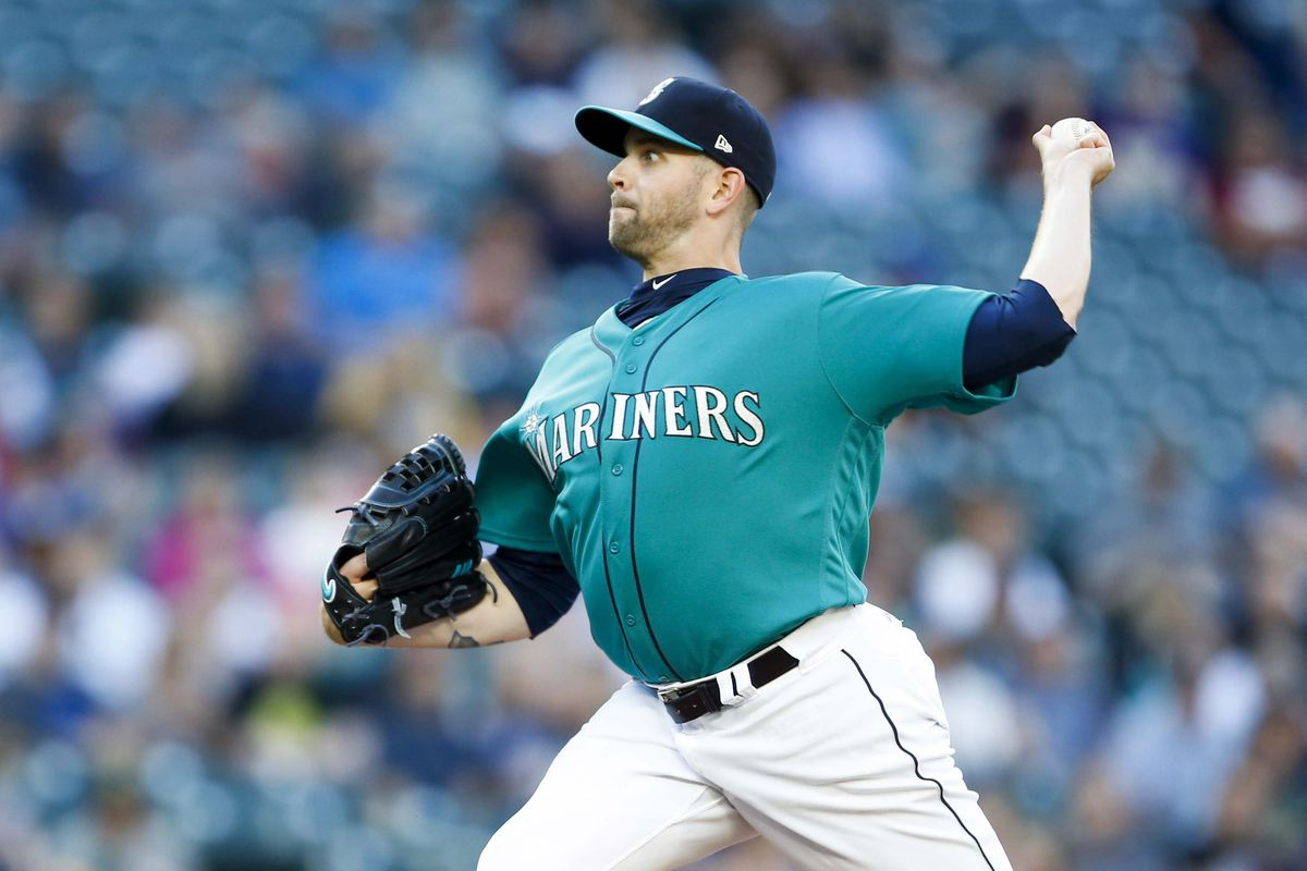 James Paxton, the New King from the North - Lookout Landing