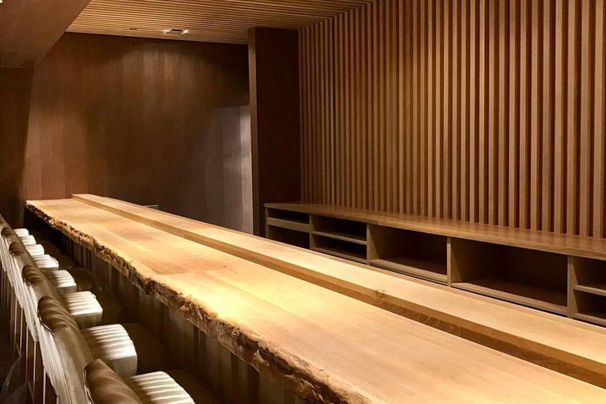 suzuki, spiritual successor to sushi zen, opens this month - eater ny
