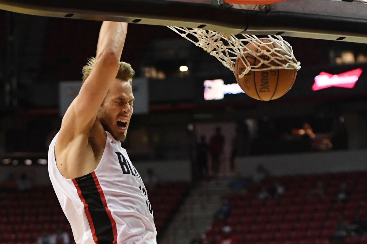 2018 NBA Summer League - Las Vegas - Boston Celtics v Portland Trail Blazers