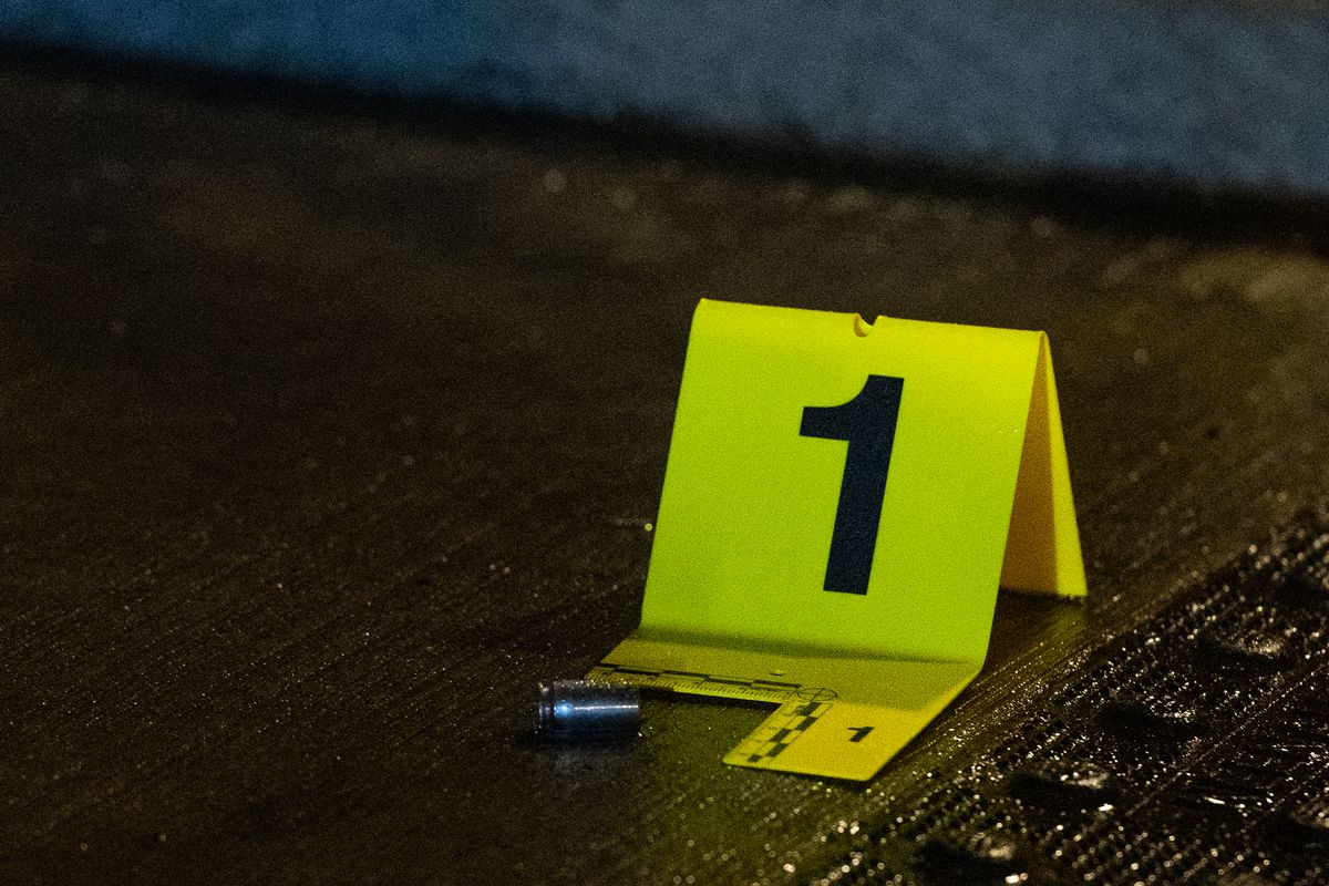 A woman was shot Feb. 2, 2020, while driving in the 2400 block of West Granville Avenue in West Rogers Park.