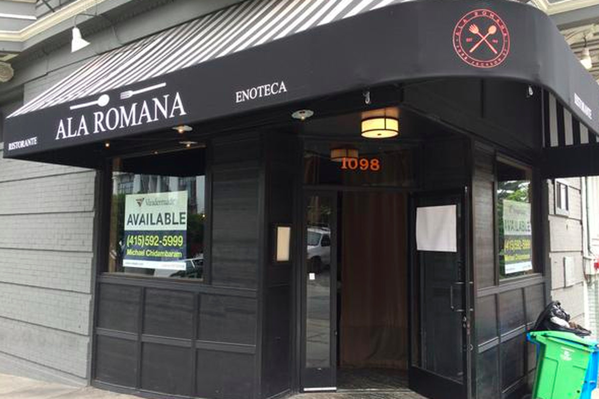 The Fine Mousse is taking over the former Ala Romana space.