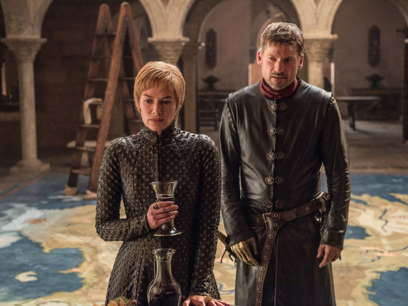 Jaime Lannister now fully sees through Cersei in <em>Game of Thrones</em> season eight.
