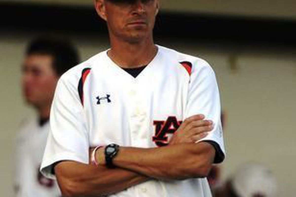 Auburn Coach John Pawlowski's Tigers narrowly missed the NCAA Tournament for the second year.