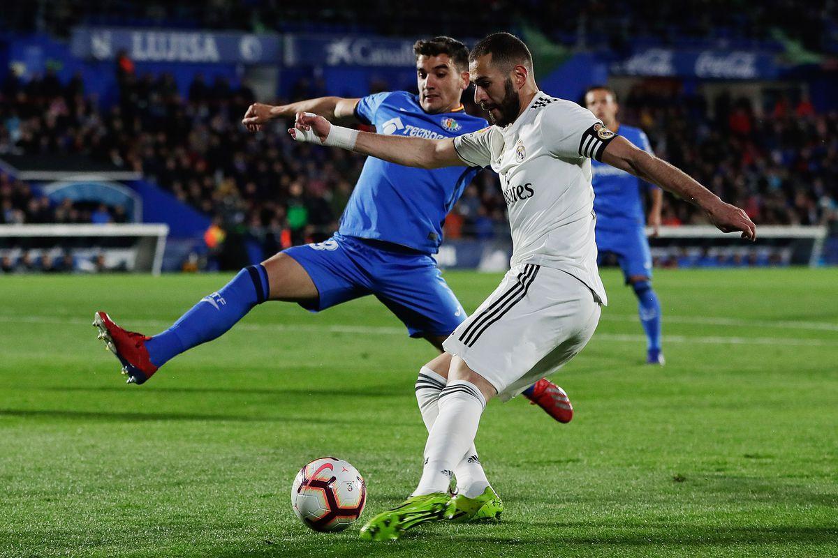 Getafe Real Madrid