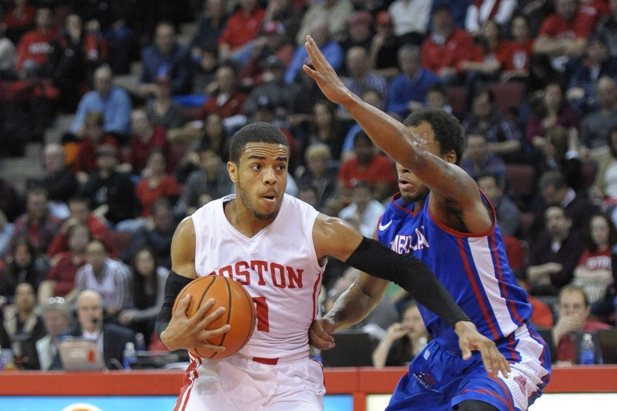 Mo Watson Jr. will be playing in the BIG EAST next time you see him on the court.
