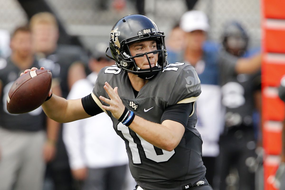 NCAA Football: Navy at Central Florida