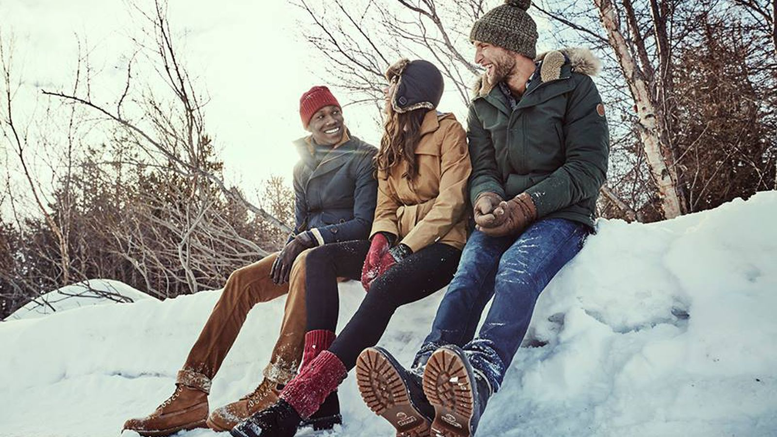 You Really Only Need One Pair Of Boots This Winter Racked