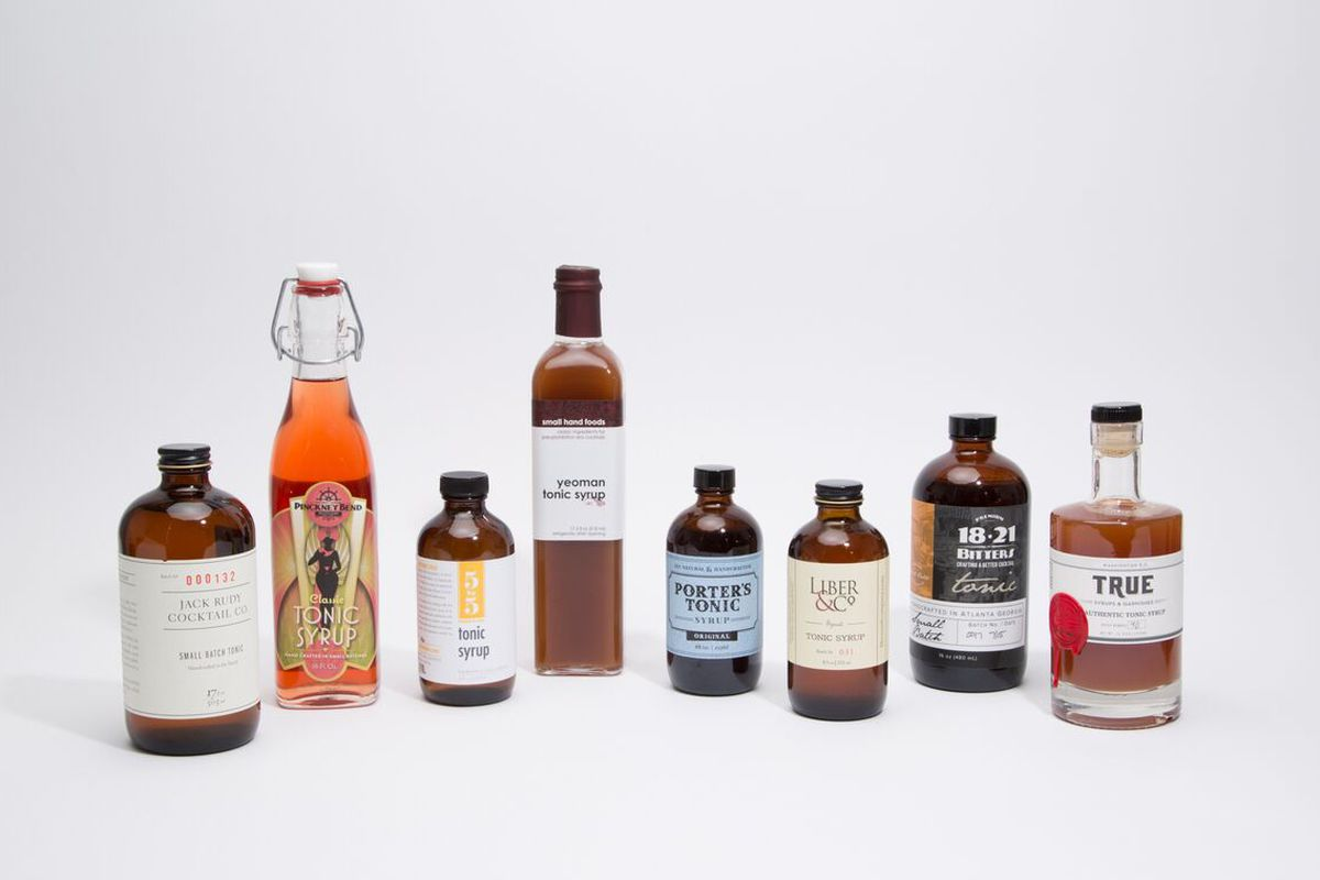 8 Great Tonic Syrups That Pass...