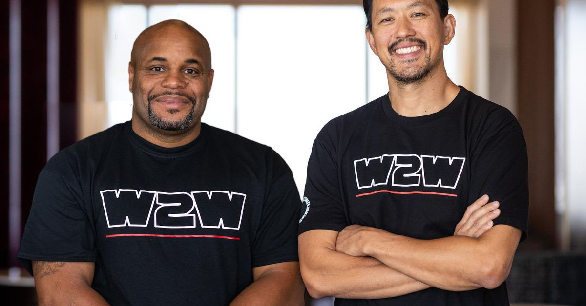 Former UFC champ Daniel Cormier latest to join Wimp-2-Warrior along with his wrestling academy