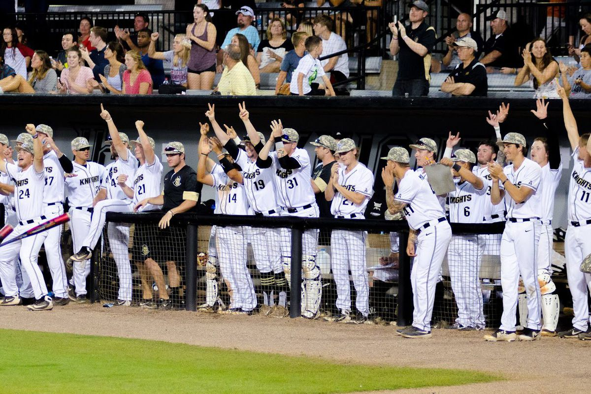 ucf baseball notebook: as the starting rotation turns - black & gold