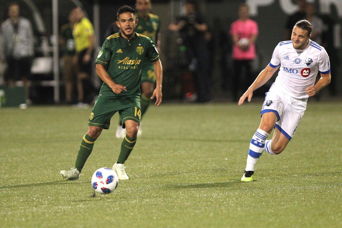 MLS: Montreal Impact at Portland Timbers