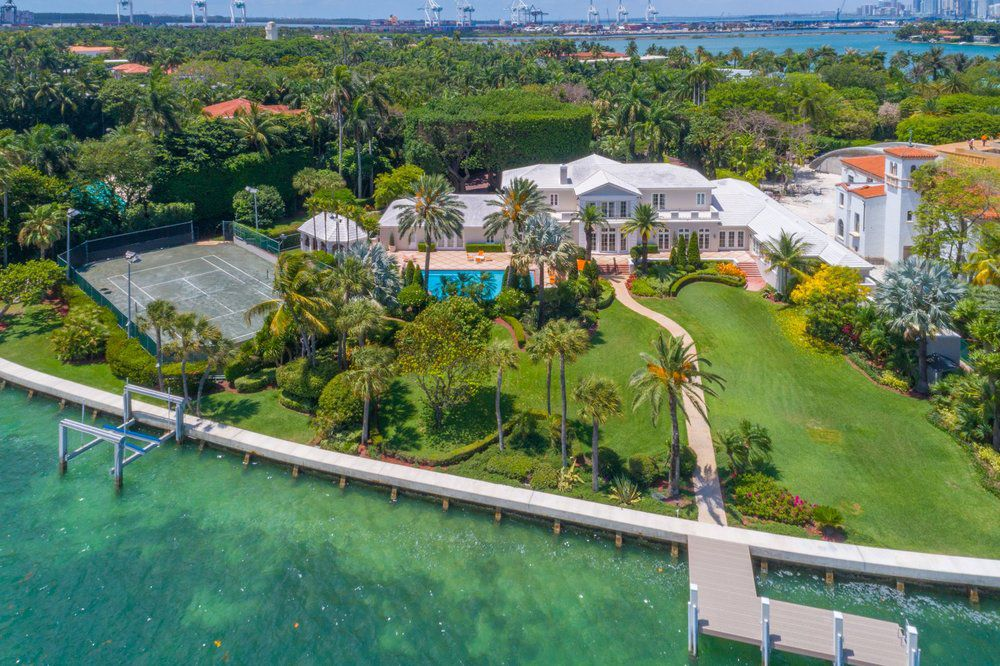 Miami S 21 Most Expensive Homes For Sale Mapped Curbed Miami