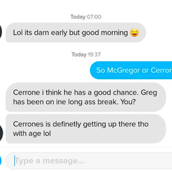 """Even more uncommon, is someone referring to him as """"Greg""""."""