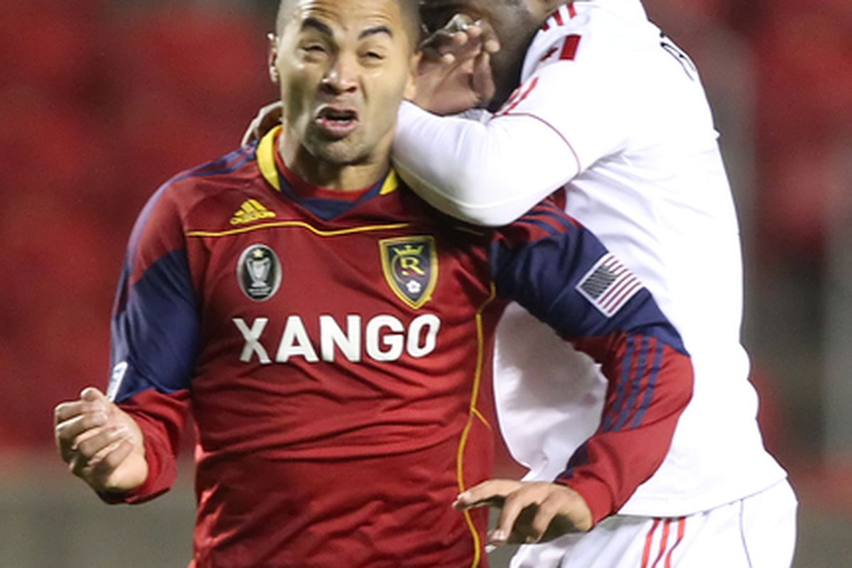 RSL may have the talent advantage tonight, but they should be wary of a reinvigorated Toronto FC side.
