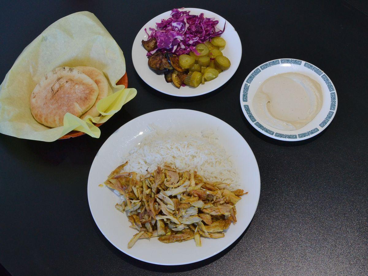 Shawarma Dadon
