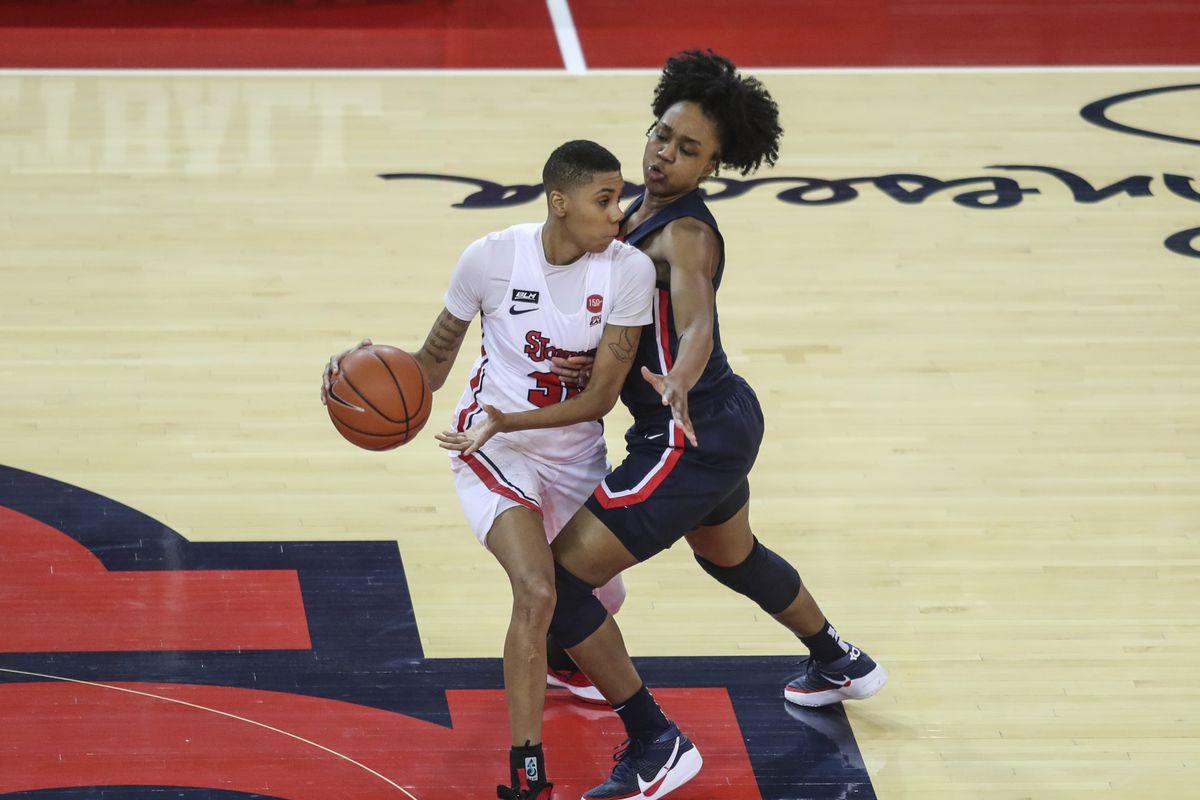 NCAA Womens Basketball: Connecticut at St. John's