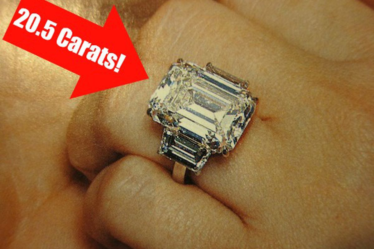 kardashian schwartz kim carat ring photo lorraine via racked s engagement details kardashians rings people