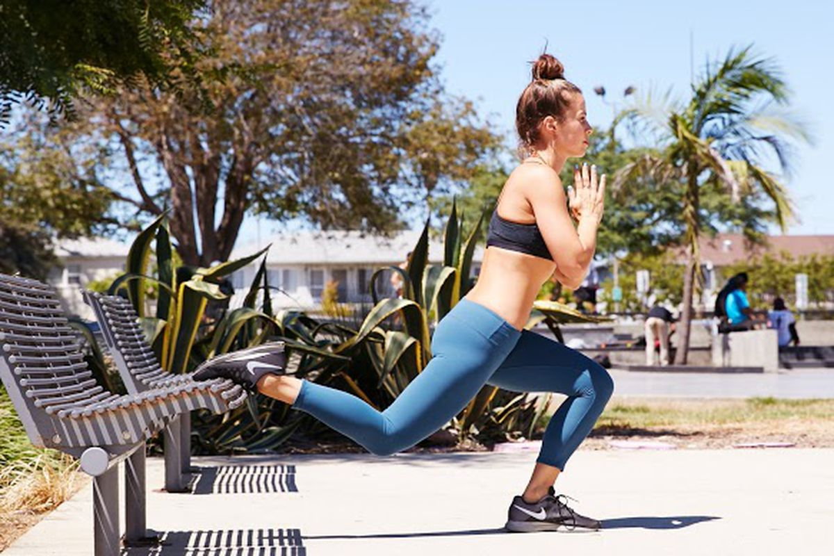 Racked La 14 La Bloggers And Influencers Reveal Their Go To Workouts Racked La