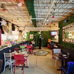 Step Inside A Fanciful Wonderland At Birmingham S Mad