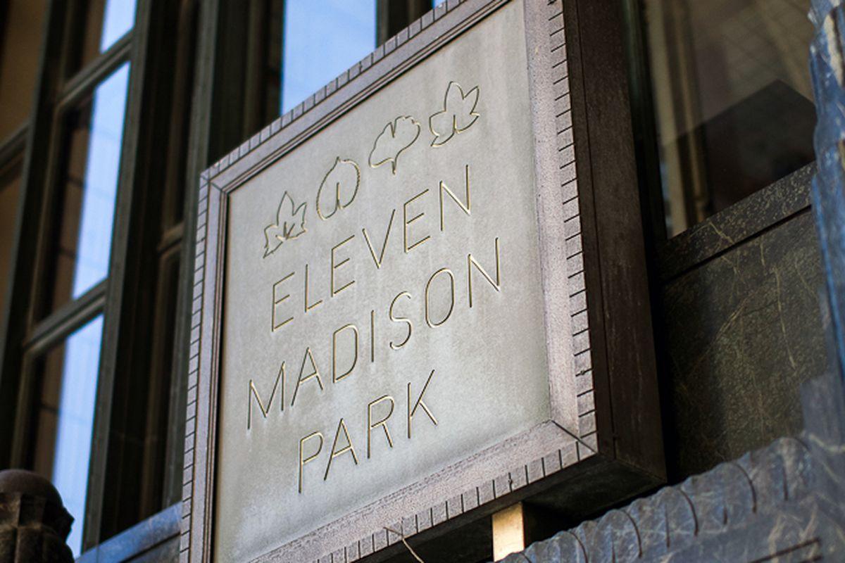 Eleven Madison Park