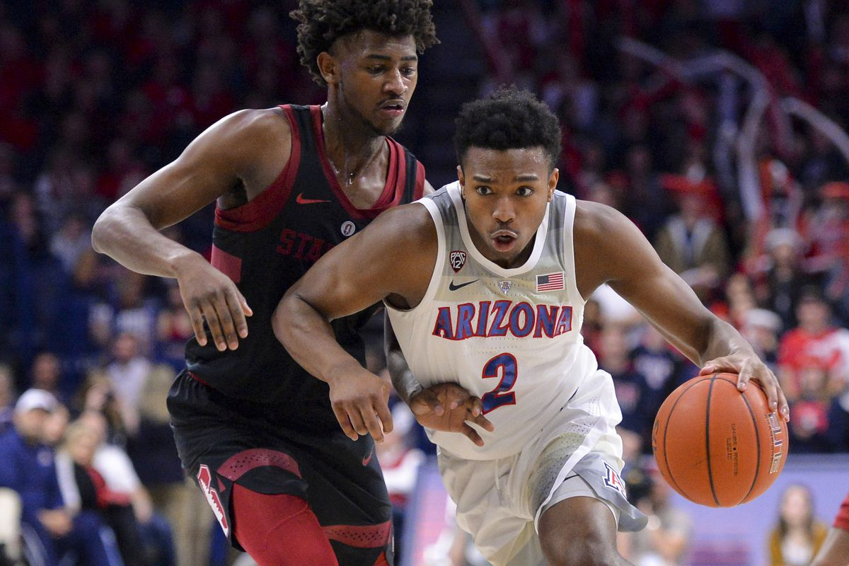 arizona-wildcats-college-basketball-pac-12-all-conference-selections-2019