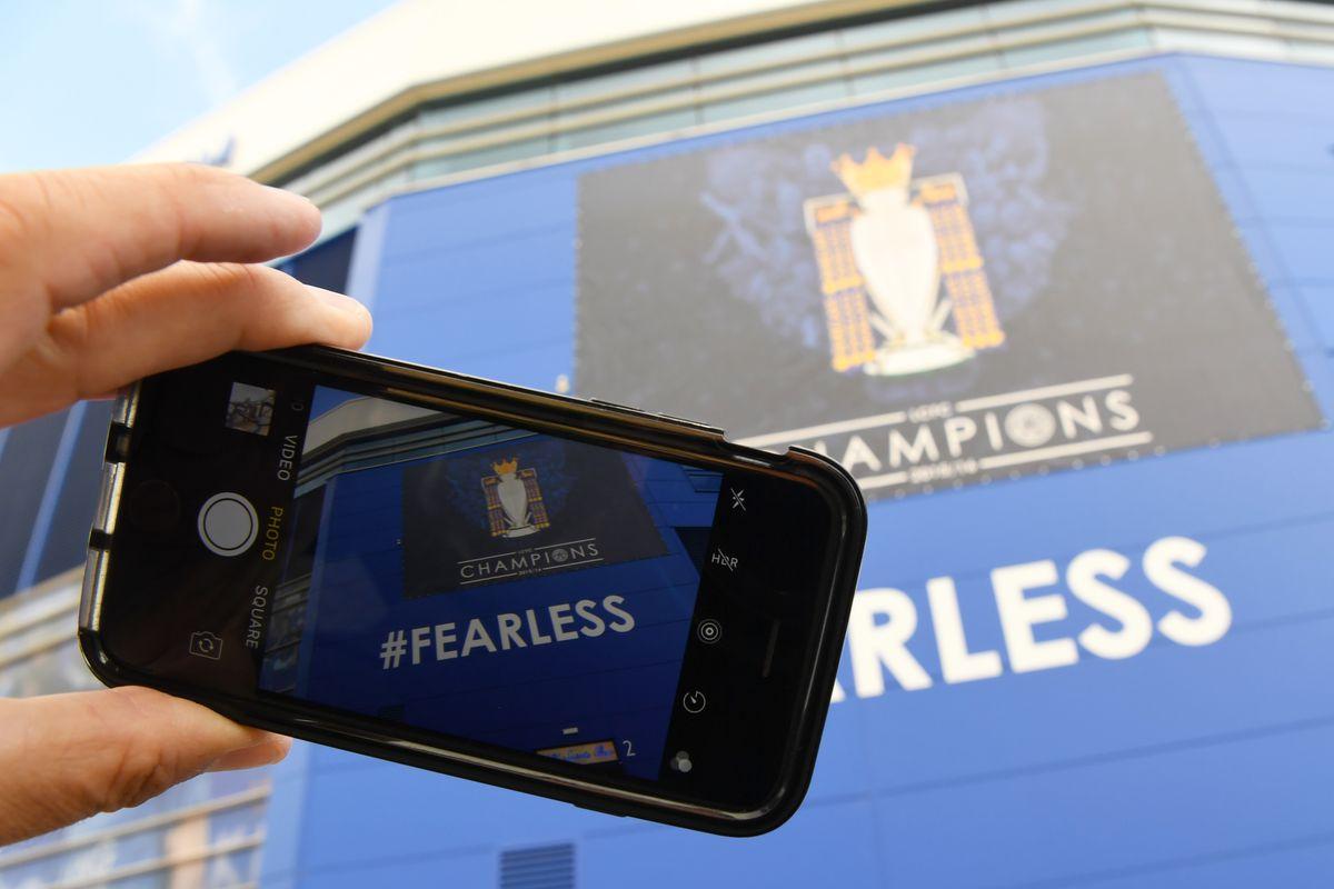 Leicester City v Crystal Palace - Premier League
