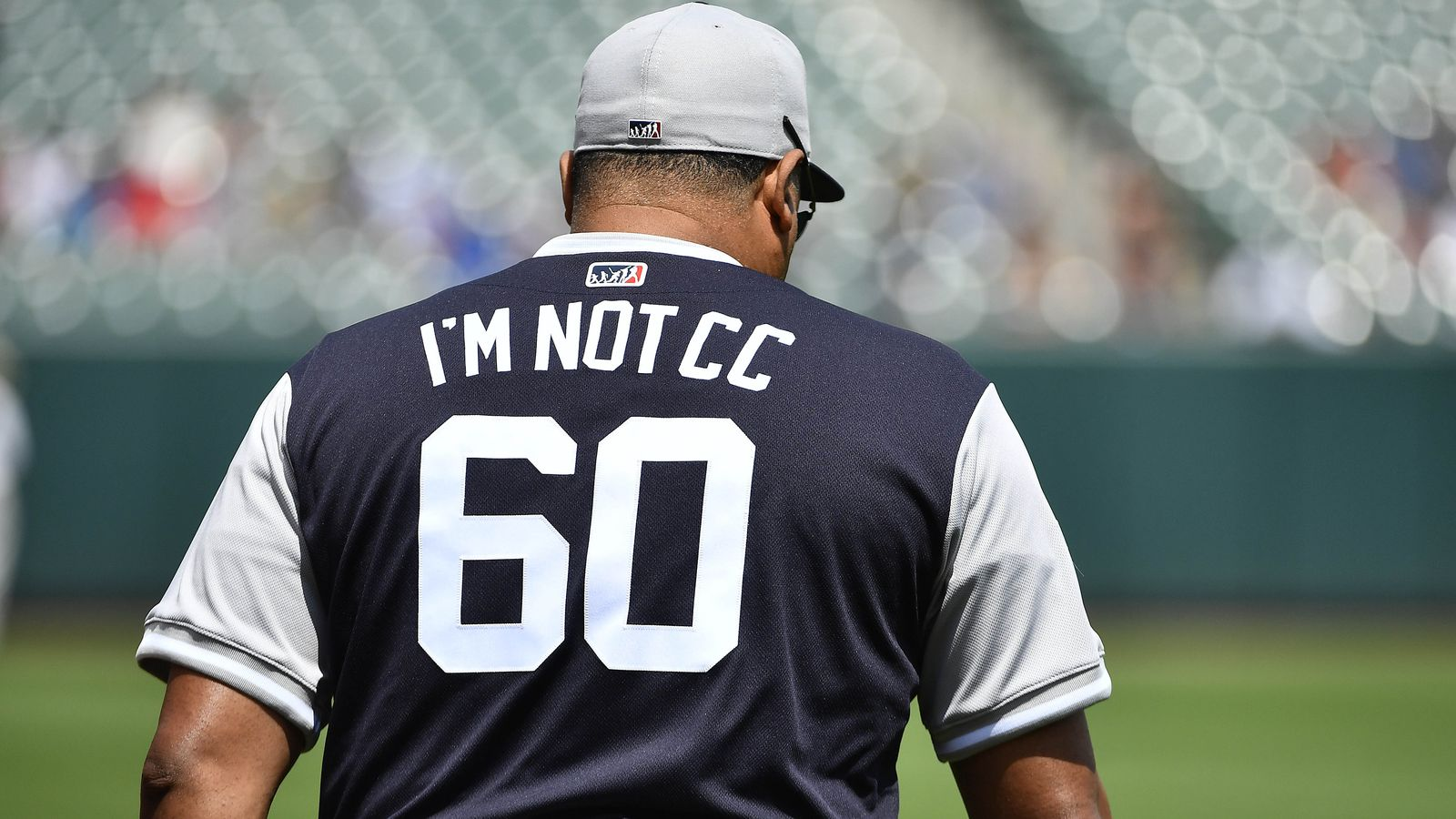 the latest caf01 3af48 Yankees reveal Players' Weekend nicknames - Pinstripe Alley