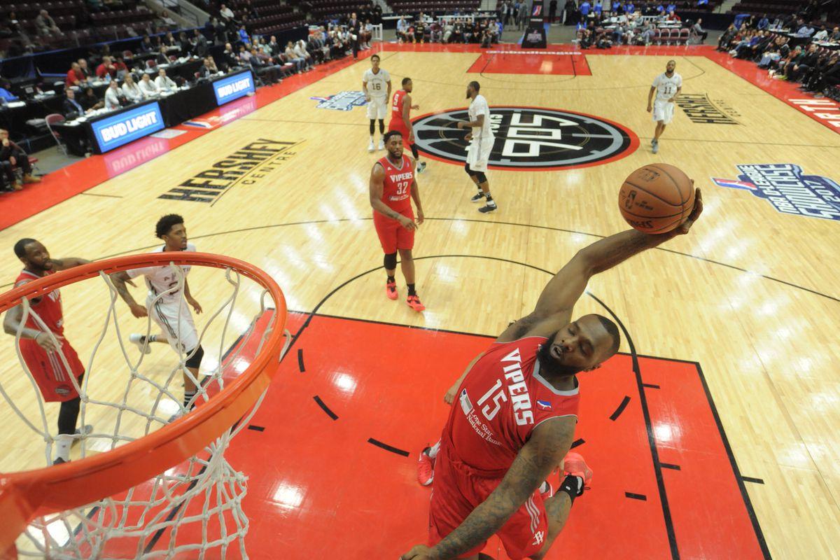 2017 NBA D-League Showcase - Rio Grande Valley Vipers v Austin Spurs