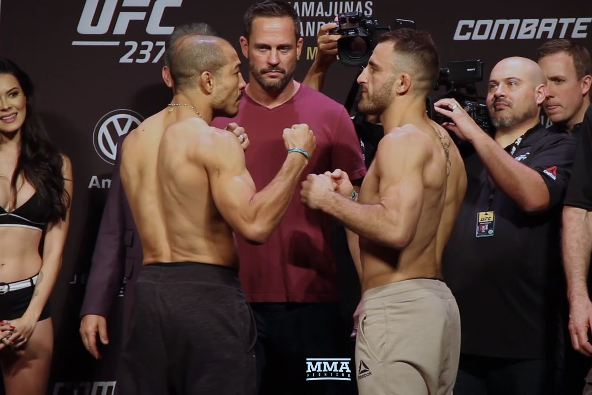 UFC 237 live blog: Jose Aldo vs  Alex Volkanovski - MMA Fighting