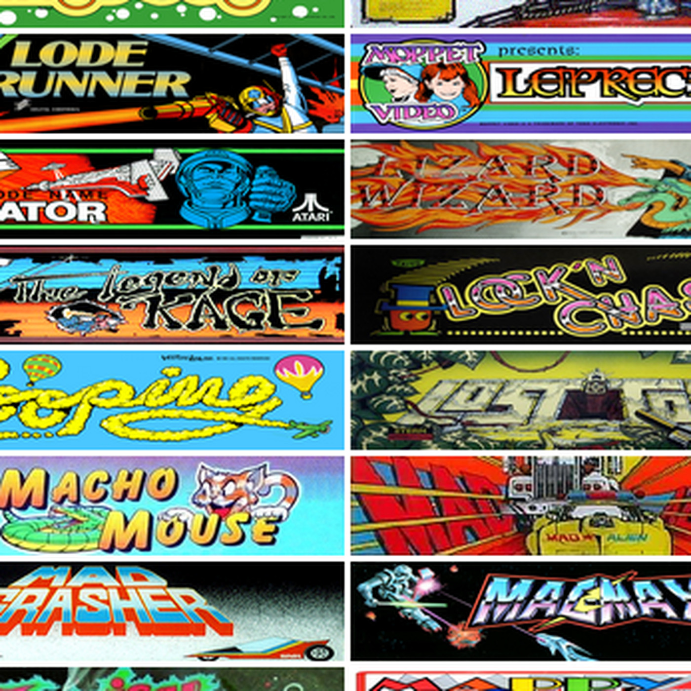 Play 900 Classic Arcade Games In Your Web Browser Right Now Polygon