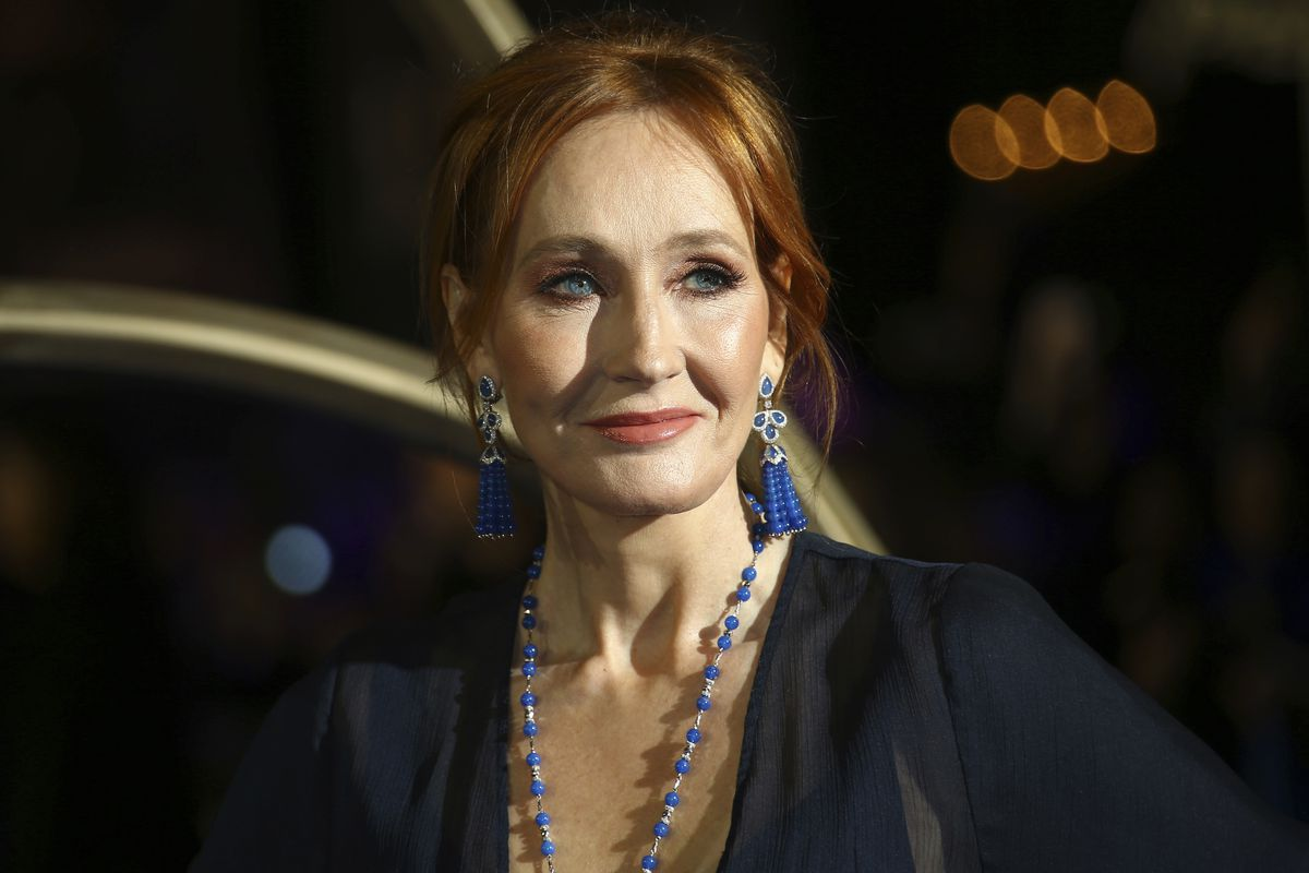 J.K. Rowling makes $18 million donation to MS research center