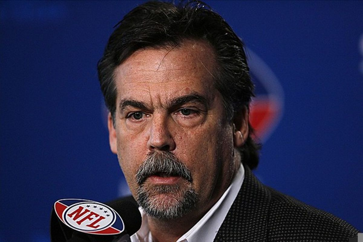 St. Louis Rams coach Jeff Fisher says the Browns might get a second chance at trading with the Rams.