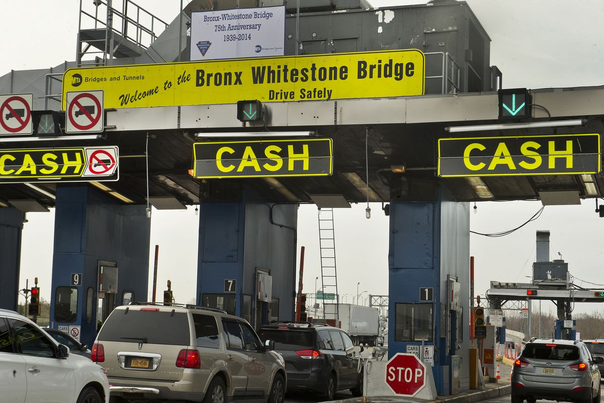 Pay Tolls Online Nyc >> Whitestone Bridge Throgs Neck Bridge Get Cashless Tolls