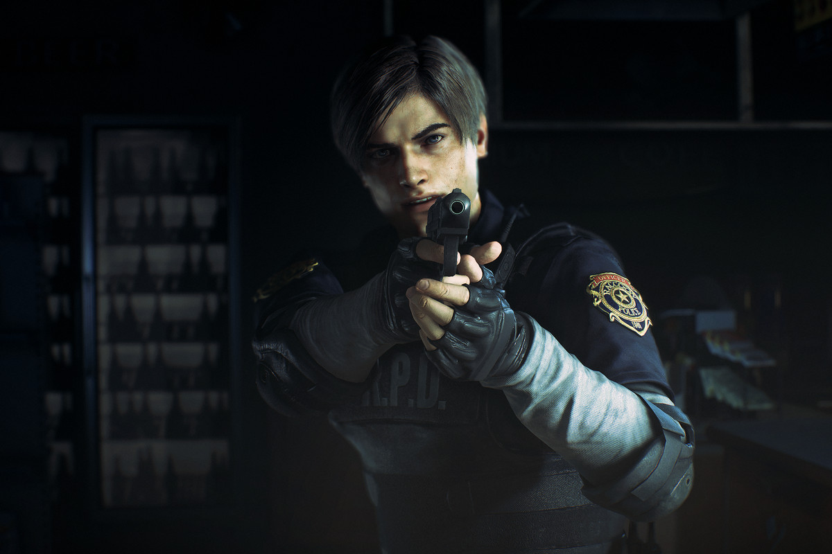 The Resident Evil 2 Remake Revives The Sexy Side Of Its Star Leon
