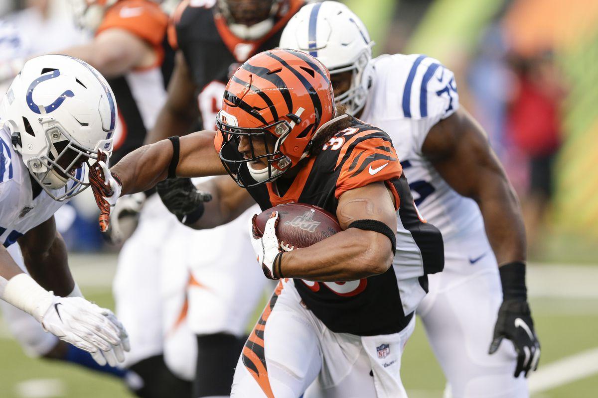 Indianapolis Colts v Cincinnati Bengals