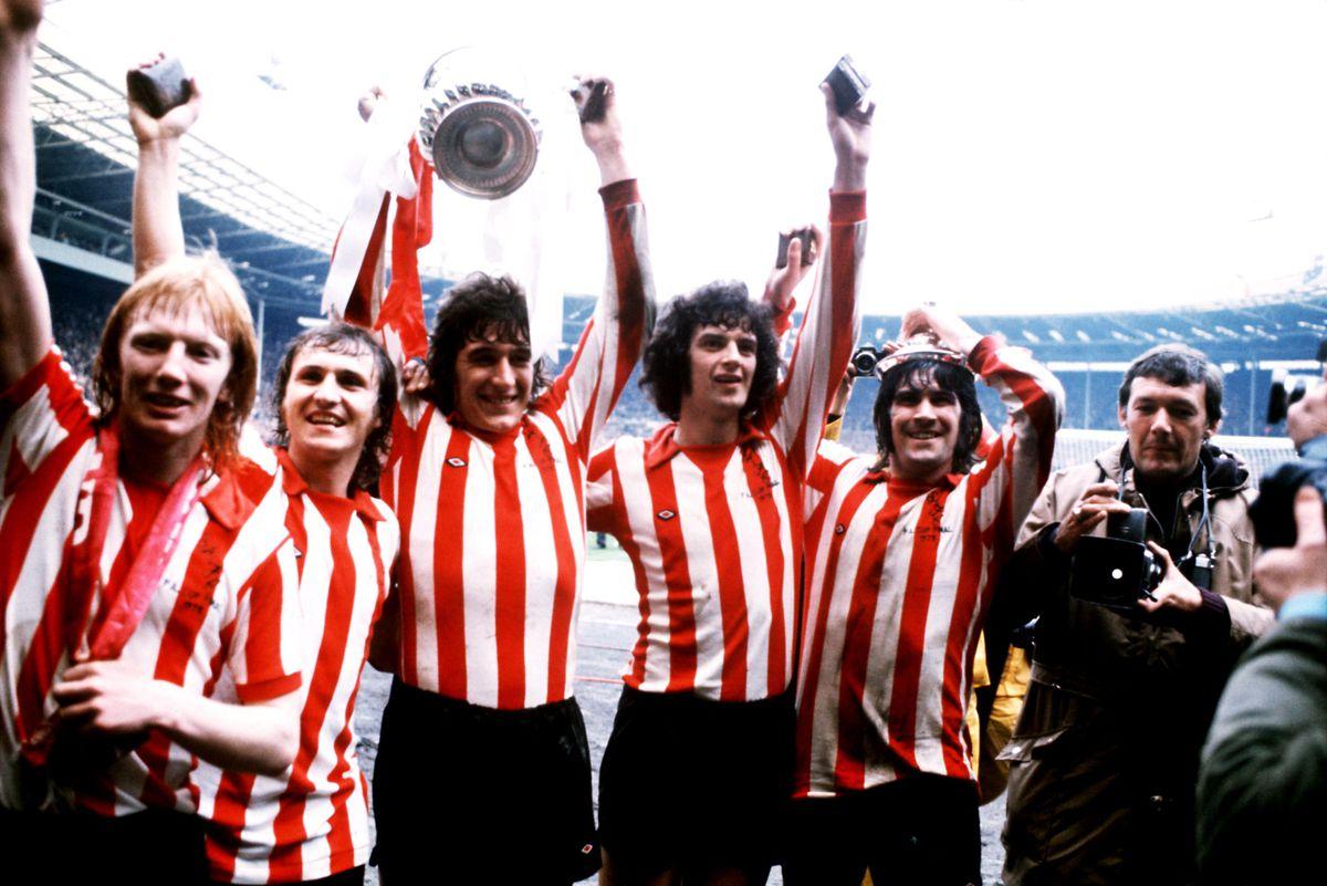 Soccer - FA Cup Final - Sunderland v Leeds United