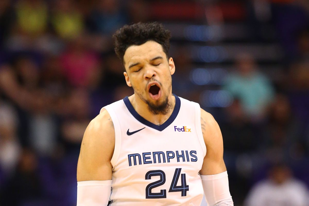 Fits with Jaren and Ja: Dillon Brooks