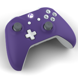 Northwestern Wildcats - Xbox One Controller