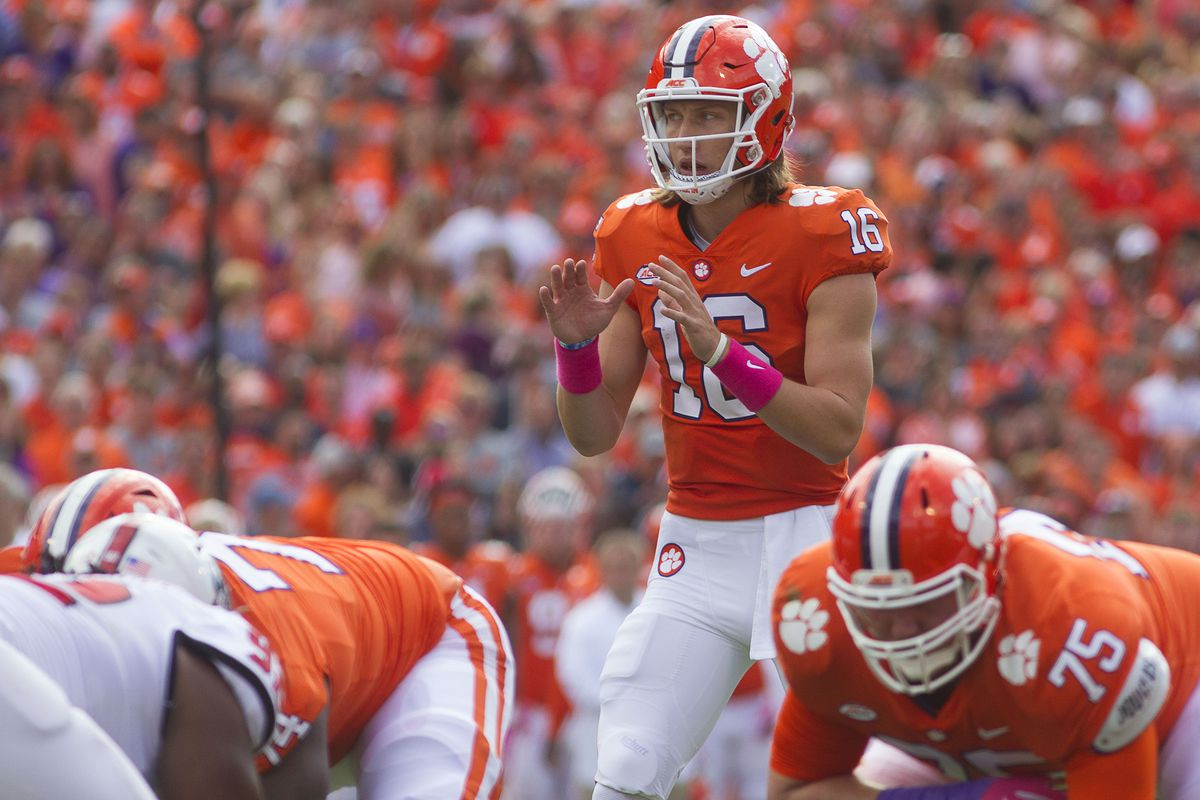 Clemson Cruised Past Nc State After 3 Nail Biters In As Many