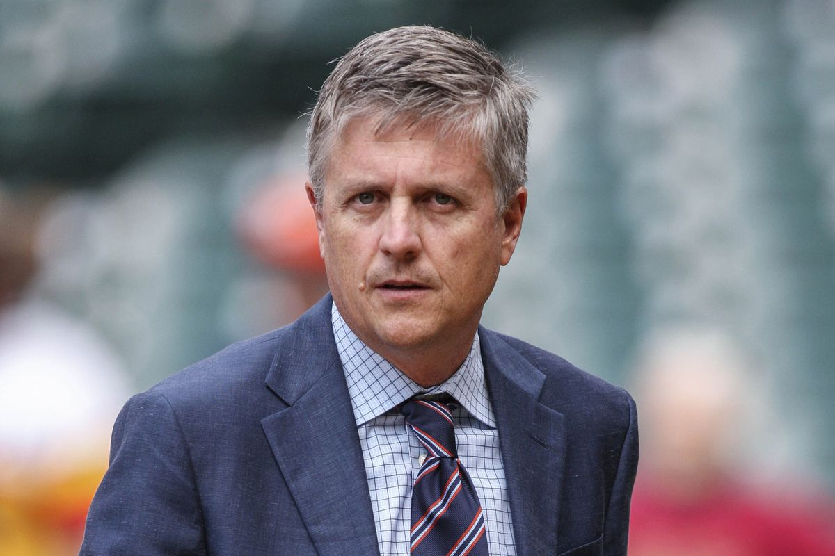 Astros GM Jeff Luhnow is developing a nasty reputation around baseball