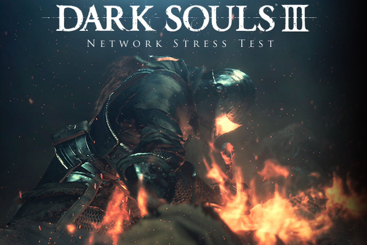 Dark Souls 3 Test
